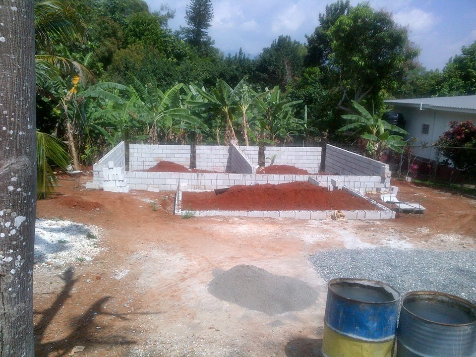 Build on own land in Jamaica