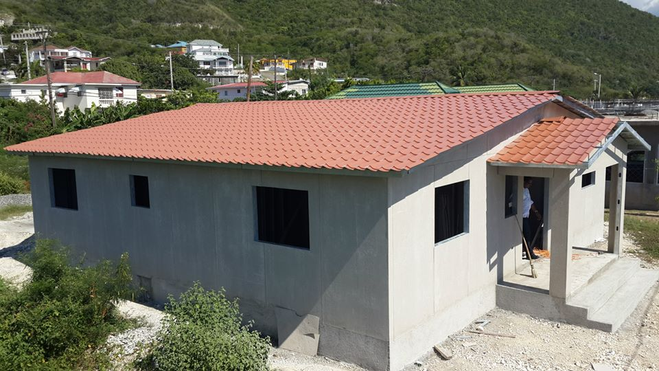 Cost to build a house in kingston jamaica affordable Jamaican house designs